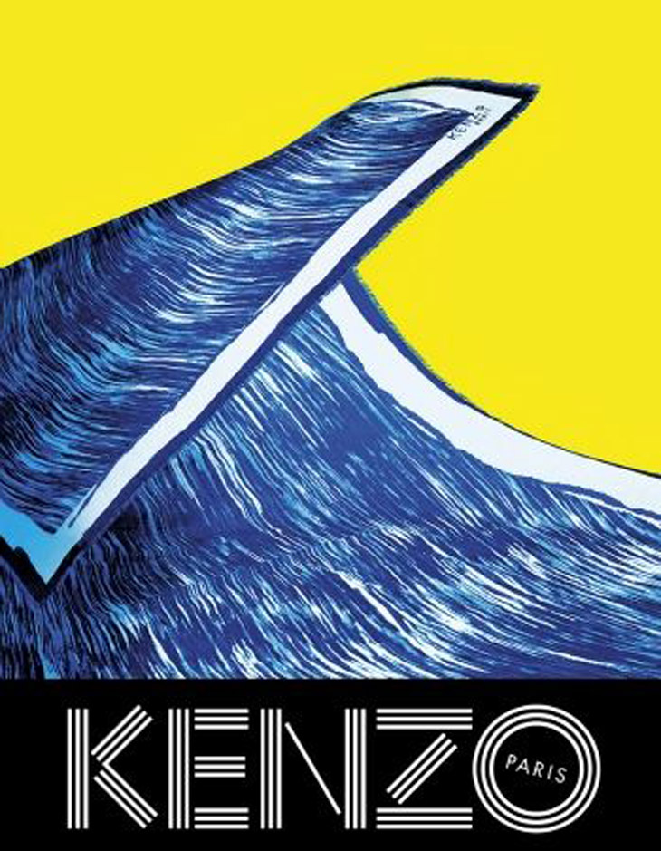 Kenzo Spring/Summer 2014 Campaign by Pierpaolo Ferrari